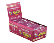 HONEY STINGER CHEWS MASTICABLES ENERGIZANTES BOX 120 U POMEGRANA